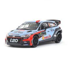 Hyundai Motorsport NEW Generation World Rally Car i20 WRC Mini Car 1:38 Diecast #PinoBD #HyundaiKIA