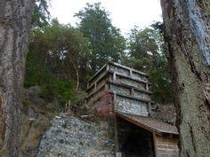 Restored lime kiln at Lime Kiln Point State Park~San Juan Island photo by Joanne