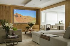 Moema: Salas de estar Moderno por Prado Zogbi Tobar