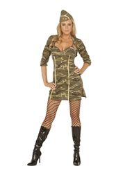 Camouflage Sexy Dress that makes for the perfect outfit for Halloween or parties!    http://www.anysizelingerie.com/product-p/9232.htm