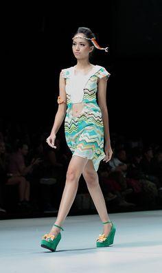 IFW 2013 # 222 Riska Jasmine – Teen Spirit Indonesia Fashion Week, Jasmine, Africa, Spirit, Teen, Summer Dresses, Style, Swag, Summer Sundresses
