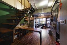台北 16 坪輕工業鐵件風公寓 - DECOmyplace 新聞