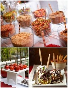 Candy Apple Bar This one might be slightly more appropriate when autumn rolls around, but by the time you've worked your way through all the other bars on this list, it ought to be at least August!