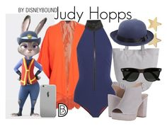 My anxiety drained the life out of me today and I was looking forward to making my DisneyBounds this evening because I needed to smile. Parking Attendant Judy Hopps swimwear put that smile on my face. It's so dumb. Disney Character Outfits, Cute Disney Outfits, Disney Dress Up, Disney Themed Outfits, Character Inspired Outfits, Disney Bound Outfits, Cute Outfits, Princess Outfits, Disney Clothes