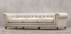 Damn this couch!!! Restoration Hardware Kensington Collection