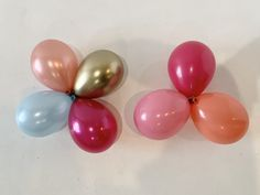 Color Combos, Balloons, Sculptures, Pearl Earrings, Colour, Pearls, Jewelry, Color Combinations, Pearl Studs