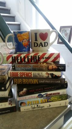 Fathers day ideas Charity Shop Display Ideas, Shop Ideas, Louie Spence, Rob Brydon, Derren Brown, I Can Do Anything, Window Ideas, Fathers Day, Warm