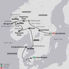 Russian & Scandinavian Tours - Cosmos® Budget Tours