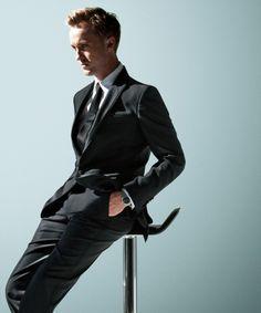 Tom Felton for Essential Homme Magazine