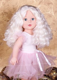 Madame-Alexander-My-Life-As-Ballerina-Doll-18-llight-skin-blue-eyes
