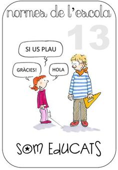 ISSUU - Normes de l'escola de JESSICA bujalance