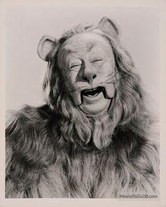 The Wizard of Oz - Promo shot of Bert Lahr