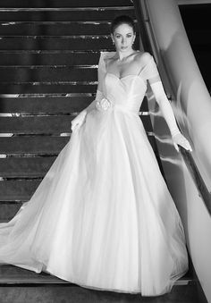 Olivia Wedding Dress – Madeline Isaac-James 2012 Collection