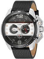 Diesel Men's DZ4361 Ironside Analog Display Analog Quartz Black Watch