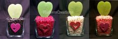 Valentine DIY Succulent Heart Plant Hoya Kerri Sweetheart Centerpiece