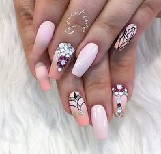 Crazy about coffin nails!