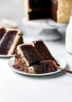 Baking Recipes, Cake Recipes, Dessert Recipes, Sweet Recipes, Food Cakes, Cupcake Cakes, Cupcakes, No Bake Desserts, Just Desserts