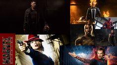 La lista di tutti i supereroi comparsi nell'Universo Cinematografico Marvel nel 2016