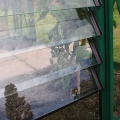Adding a vent to greenhouses is the perfect way of controlling the internal environment.