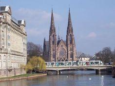 Strasbourg, France just a few hours away.  I should go more often.
