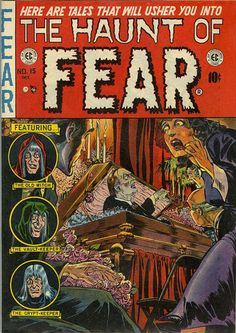 The Haunt of Fear 15
