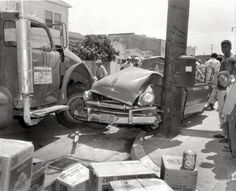 Plymouth meets peaches. Oakland, California Circa 1957 http://www.shorpy.com/node/19910?utm_content=buffer1b86b&utm_medium=social&utm_source=pinterest.com&utm_campaign=buffer