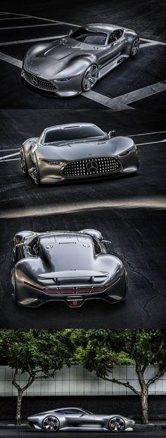 #Mercedes_Benz AMG Vision Gran Turismo