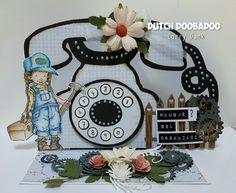 Uitgelicht - Card Art Telefoon