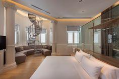 Hotel Macalister Mansion, en Malaysia; el equilibrio entre pasado colonial y diseño contemporáneo. | diariodesign.com