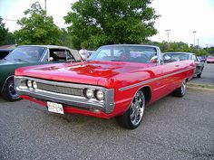 1970 Plymouth Fury III convertible by splattergraphics, via Flickr