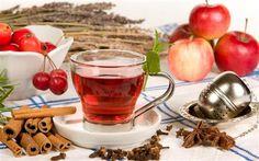 elma çayı — apple tea