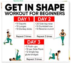 workout challenge, at home weights #fitness #workout #tightening #bellyfat #fatloss #gymexercises Planet Fitness Workout, Fitness Workout For Women, Lunges, Squats, Gym Workouts, At Home Workouts, Reverse Crunches, Donkey Kicks, Woman Workout
