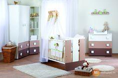 Kompletné moderné vybavenie do detskej izby Bonie