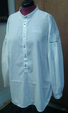 Camisa dormir masculina