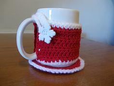 Christmas mug hug and coaster - The Supermums Craft Fair