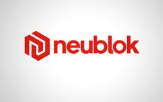 Neublok Branding by Neografik , via Behance