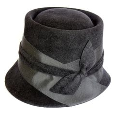 Granville Millinery Wool Hat