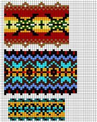 fair isle knitting free charts - Buscar con Google