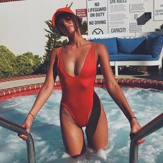 19 Stars Who Prove One-Piece Swimsuits Are Sexier Than Bikinis
