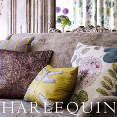 #harlequin love this new collection