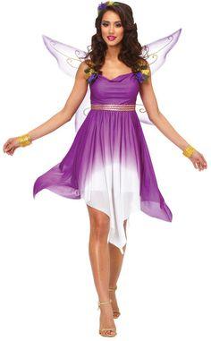 Rainforest Fairy Costume