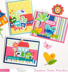 Sweet Home Collection, Family Is Everything, Happy Mothers Day, House Colors, Mom, Celebrities, Creative, Cardmaking, Card Ideas