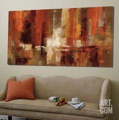 Loft Art: Castanets by Silvia Vassileva : Abstract Canvas, Canvas Art, Painting Abstract, Painting Art, Wall Decor, Wall Art, Painting Inspiration, Find Art, Framed Artwork