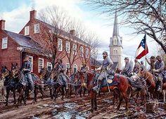 "Civil war era art print ""After the Storm"" is a limited edition ..."