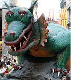 Festa major de maig, Lleida. El Marraco