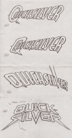 Anatomy of a Logo: Quicksilver