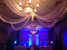 Love the lighting Toledo Hilton Garden Inn