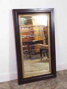 Mercury Glass Mirror – Drew Pritchard Ltd
