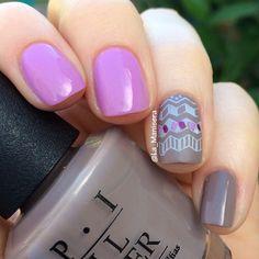 Instagram photo by la_manisera #nail #nails #nailart