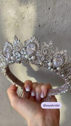 Bridal Crown, Bridal Tiara, Wedding Crowns, Wedding Tiaras, Wedding Headpieces, Wedding Hair Accessories, Wedding Hair Jewelry, Headpiece Jewelry, Jewellery